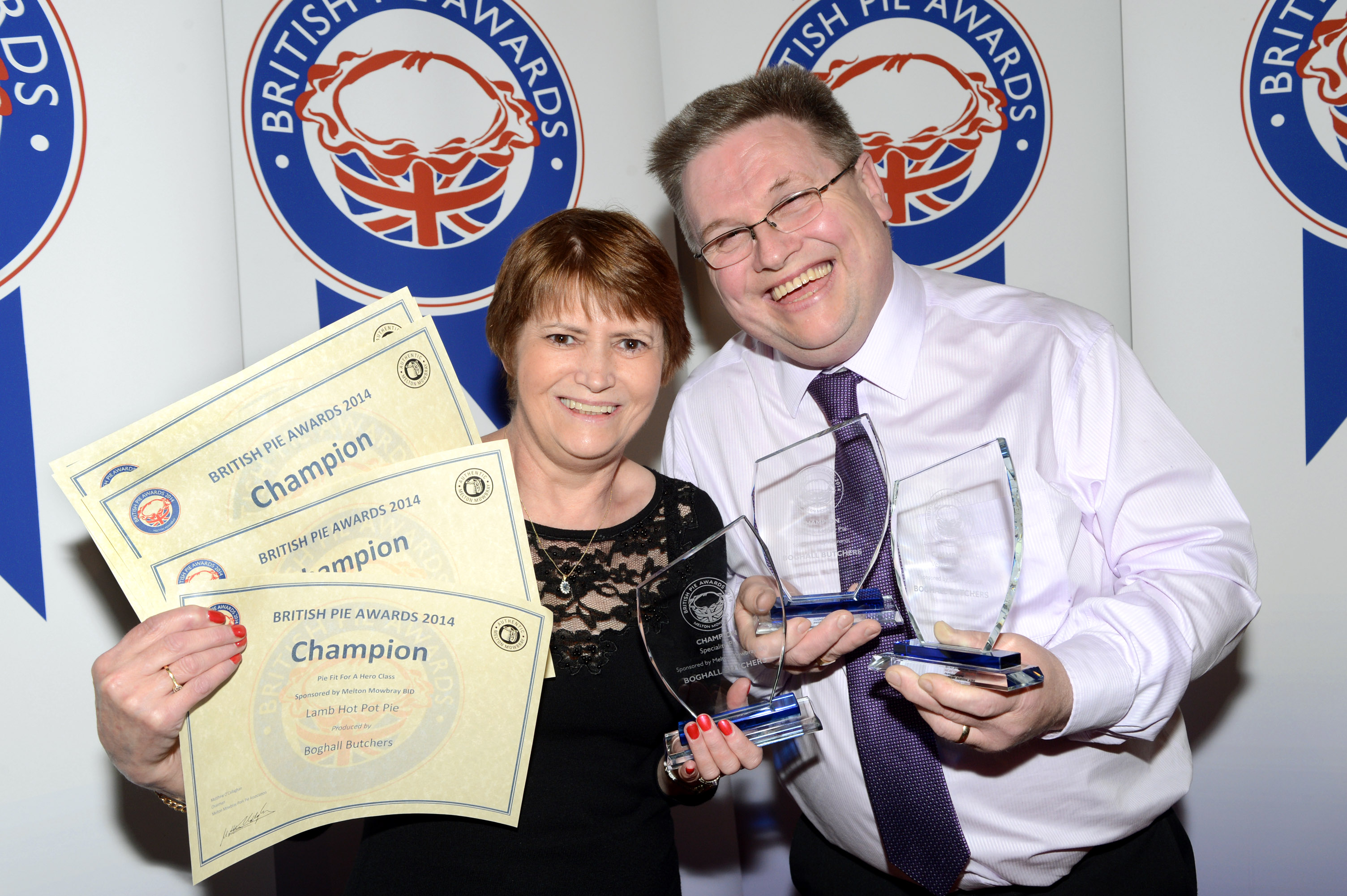 British Pie Awards 2014